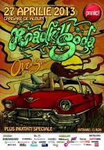 Lansare album RoadkillSoda în Panic! Club din Bucureşti