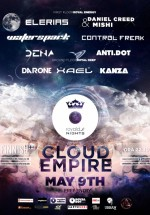 Clound Empire Party în Finnish Cocktail & Club din Bucureşti