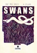 Concert Swans în Control Club din Bucureşti