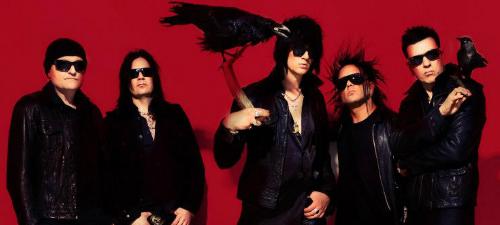 The 69 Eyes, prima confirmare pentru Maximum Rock Festival 2013
