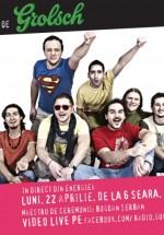 Concert East Roots la GuerriLIVE Acoustic Session în Energiea din Bucureşti