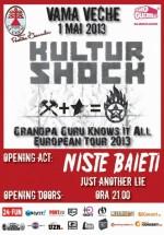 Concert Kultur Shock în La Copac din Vama Veche
