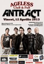 Concert Antract în Ageless Club din Bucureşti