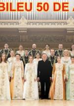 Bilete cu 45% reducere la concertul Corului Madrigal de la Ateneul Român