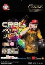 Concert CRBL în Crema Summer Club din Mamaia