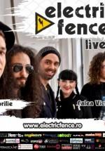 Concert Electric Fence în Route 66 Club din Bucureşti