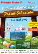 Festivalul Tradiţiilor de Paşte în Parcul Sebastian din Bucureşti