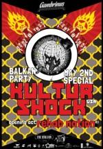 Concert Kultur Shock în Gambrinus Pub din Cluj-Napoca