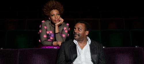 Macy Gray şi David Murray la prima ediţie a Festivalului JazzTM în iulie 2013
