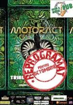 Concert MotorACT în Irish Music & Pub din Cluj-Napoca – AMÂNAT