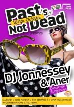 Past's Not Dead cu DJ Jonnessey & Aner în Club Midi din Cluj-Napoca