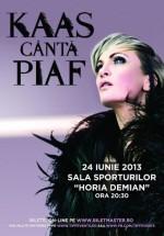Concert Patricia Kaas la Cluj-Napoca