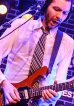 POZE: Paul Gilbert în Hard Rock Cafe Bucureşti