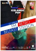Icelandic Pop în Control Club din Bucureşti