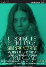 "Silent Strike & Kazi Ploae – lansare ""Silent Regis"" în Club Midi din Cluj-Napoca"