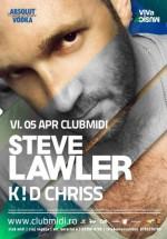 Steve Lawler în Club Midi din Cluj-Napoca