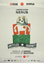 Lansare album Nerub la Casa TIFF din Cluj-Napoca