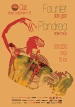Concert Faunlet şi Pandrea în Panic! Club din Bucureşti