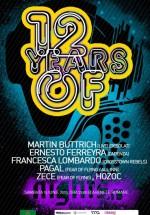 12 Years of Nights.ro la Arenele Romane din Bucureşti