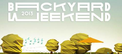 Au fost puse în vânzare biletele pentru Backyard Weekend 2013