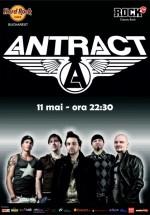 Concert Antract în Hard Rock Cafe din Bucureşti