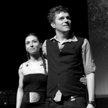 Concert acustic Luiza Zan şi Dan Byron la Teatrul de Artă Bucureşti
