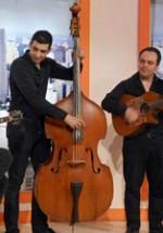 Django Sound Quartet, în deschiderea The Count Basie Orchestra la Sala Palatului