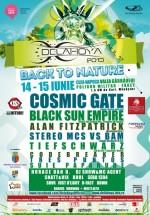 Festivalul Delahoya 2013 la Cluj-Napoca