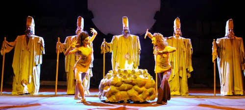 Spectacolul Fire of Anatolia a fost amânat pentru decembrie 2013