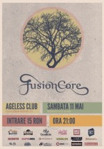 Concert FusionCore în Ageless Club din Bucureşti