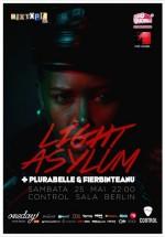 Concert Light Asylum în Control Club din Bucureşti