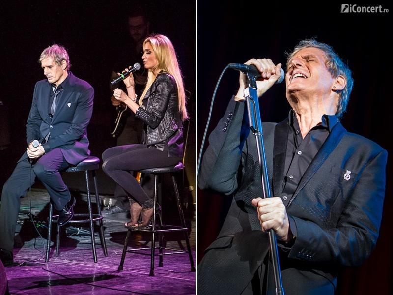 Michael Bolton şi Kelly Levesque au cântat în duet