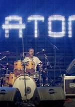 Nicu Patoi & Platonic Band, în deschiderea concertului sold out Joe Satriani