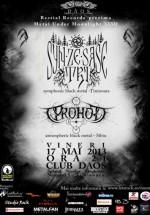 Concert Syn Ze Şase Tri şi Prohod în Daos Club din Timişoara