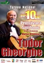 Turneu Tudor Gheorghe – Primăvara Simfonic 2013