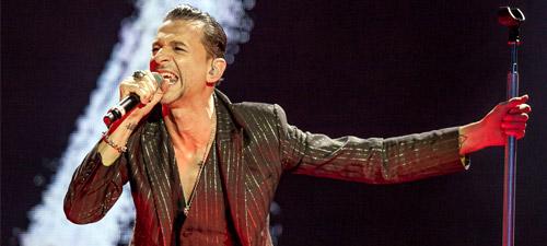 POZE: Depeche Mode pe Arena Naţională din Bucureşti