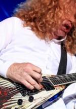 POZE: Megadeth la Arenele Romane din Bucureşti