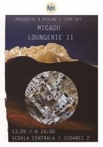 Concert Loungerie II la Şcoala Centrală din Bucureşti