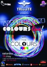 Concert The Colours în Club Tribute din Bucureşti