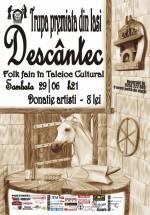 Concert Descântec în La Fierărie din Suceava