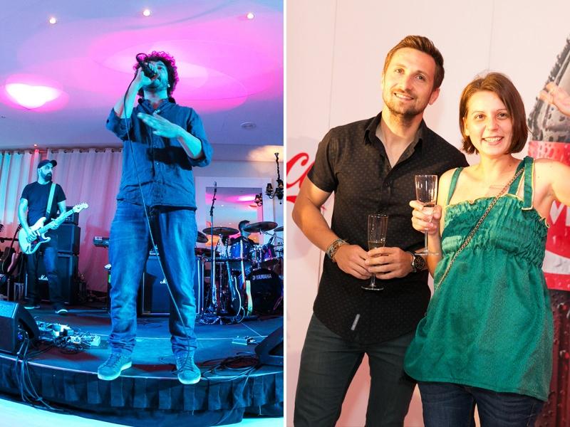 Concert LIVE Viţa de Vie / Dani Oţil şi Mihaela Pădure la petrecere
