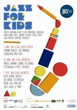 Concerte Jazz for Kids la Valea Plopului şi Bucureşti