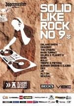 Solid Like Rock 2013 la Cetatea Braşovului