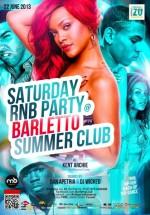 RnB Party în Barletto Club din Bucureşti