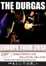 Concert LIVE The Durgas în Zorki Photo Cafe din Cluj-Napoca