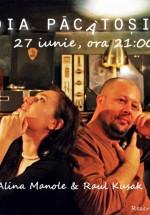 Concert Alina Manole şi Raul Kusak – Joia Păcătoşilor la Clubul Ţăranului din Bucureşti