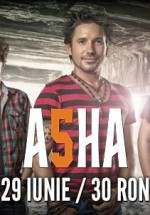 ASHA în Club Tribute din Bucureşti