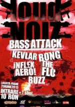 Bass Attack în Frame Club din Bucureşti