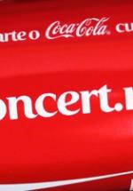 Împarte o Coca-Cola cu iConcert.ro