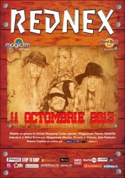 Concert Rednex în Hard Rock Cafe din Bucureşti